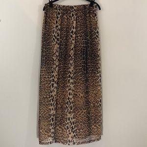 Forever21 Flowy Skirt